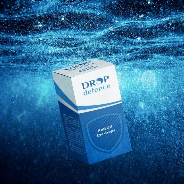 2020 - DROP defence air mockup underwater - Servimed Industrial